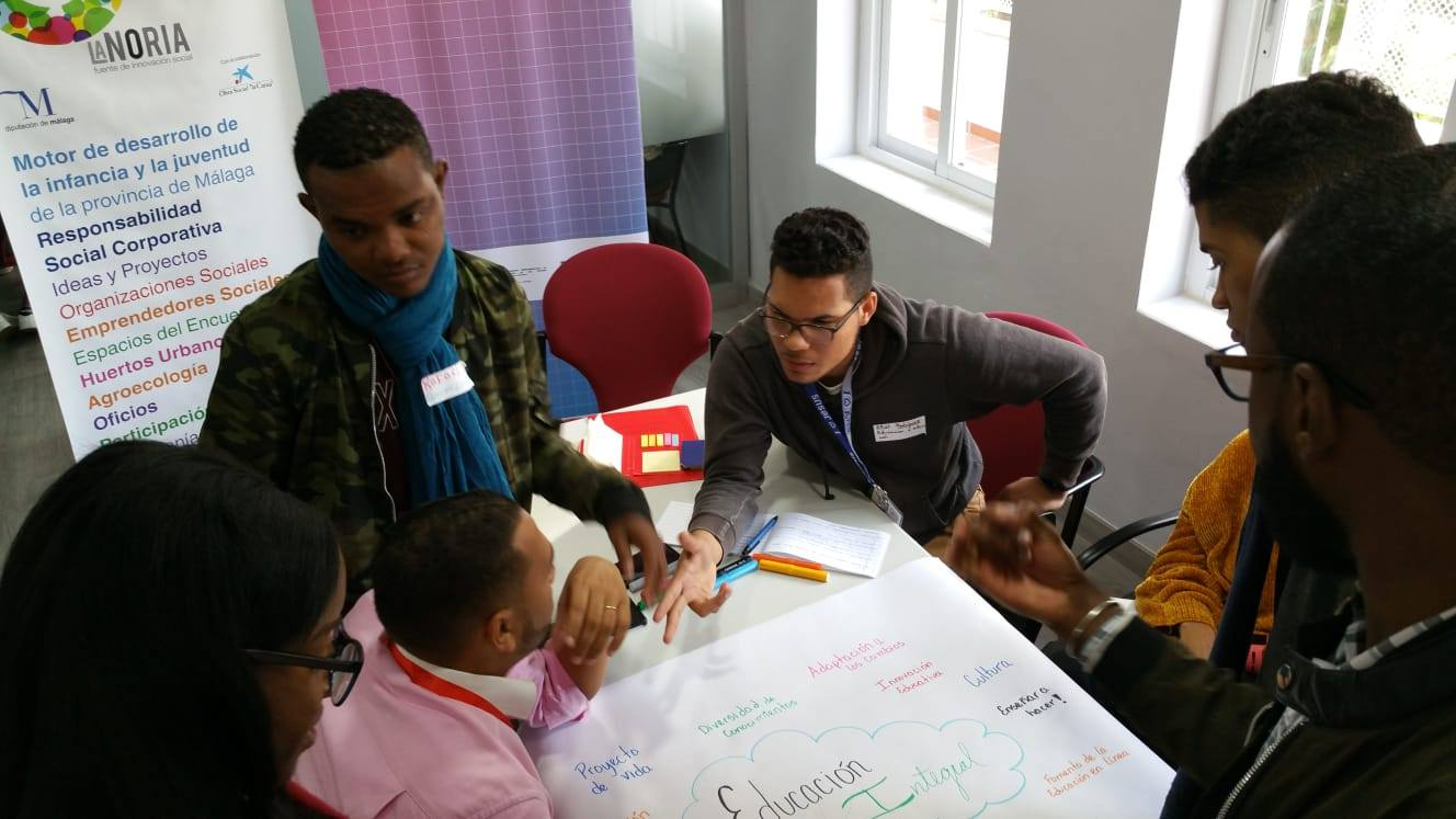 Exposición de ideas y trabajo en grupo.
