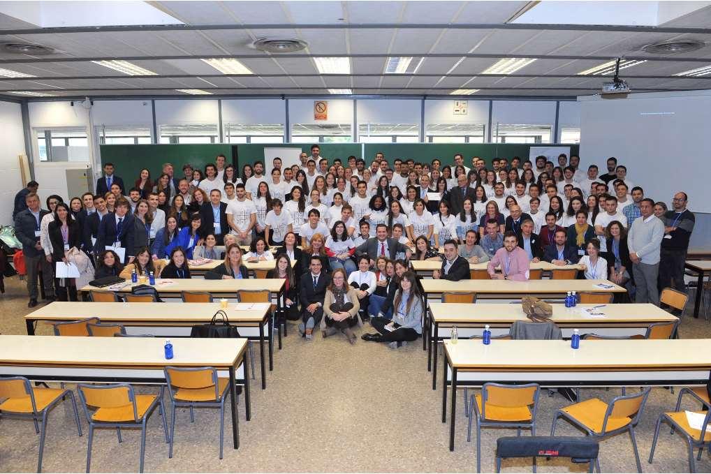 Éxito de convocatoria en la 4ª edición del Programa de Captación de Talento 'Quédate', de la Universitat Politècnica de València (UPV)
