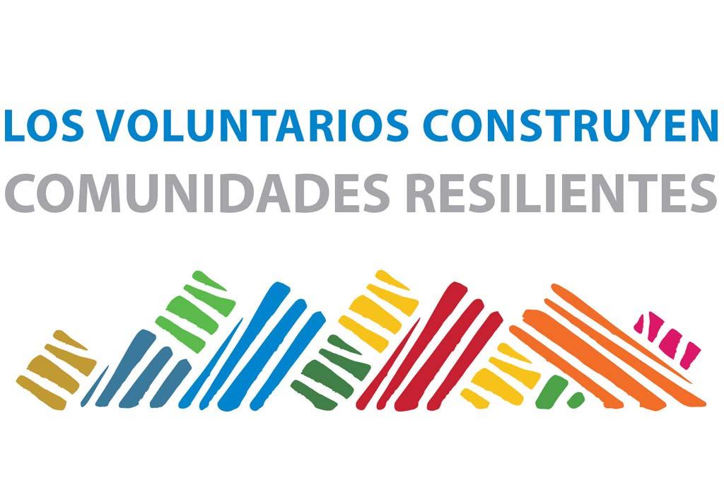 Los voluntarios/as construyen comunidades resilentes