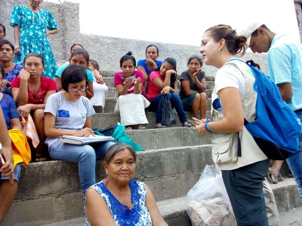 Testimonio de Laura Gallardo, nacida el 12 de marzo de 1986, licenciada en Ciencias Ambientales, desde Guatemala