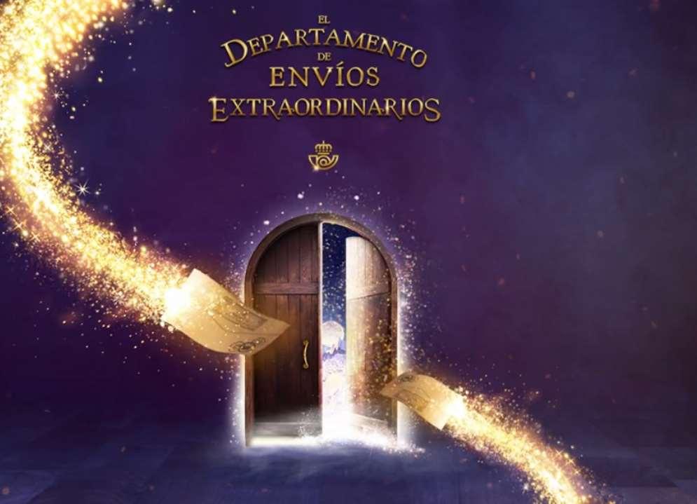 """Un año más, Correosabre por Navidad en el madrileño Paseo de la Castellana su """"Departamento de Envíos Extraordinarios"""""""