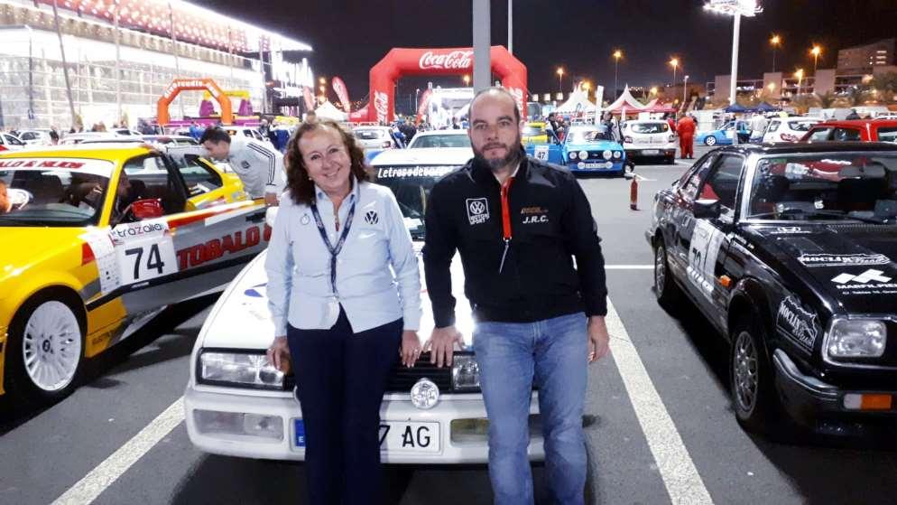 El Campeonato de España de Rallyes para Vehículos Históricos, integrado por lasespecialidades de velocidad y regularidad
