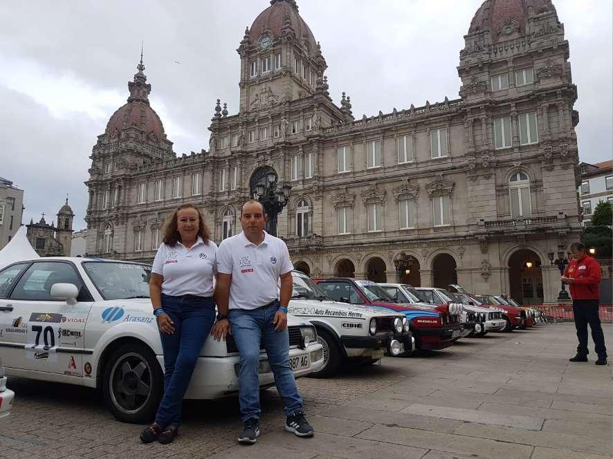 Sus objetivos para el año 2019 son: ganar el Campeonato de España de Regularidad deHistóricos con el mismo piloto que esta temporada y participar en el Portugal Históricoy en las 1.000 Millas de Brasil