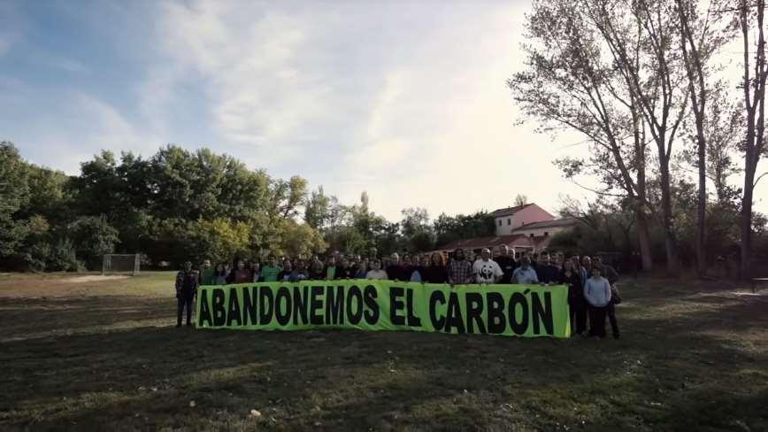 Las organizaciones que conforman la alianza 'Un Futuro Sin Carbón' salen a la calle en 21 movilizaciones ciudadanas por toda España
