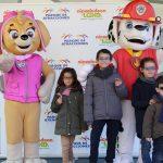 Niños con cáncer visitan el Parque de Atracciones de Madrid