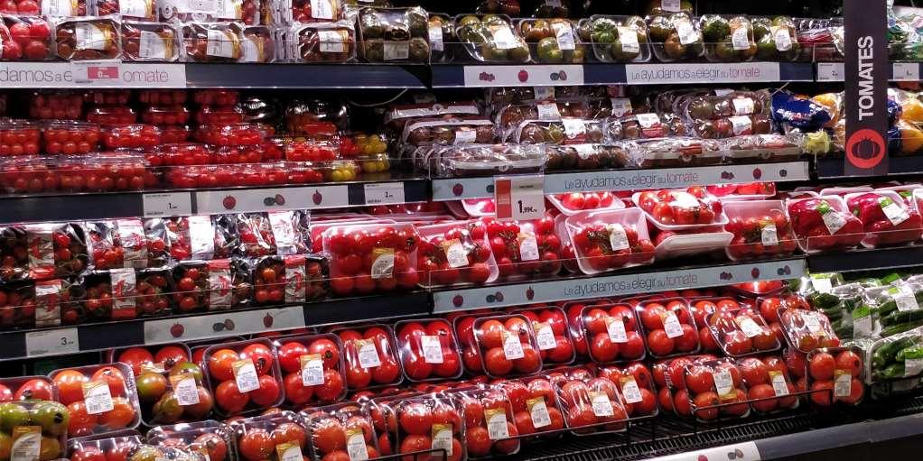 Conoce el ranking de supermercados contra el plástico
