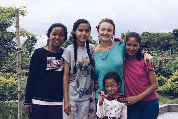"""La asociación Tierra, Agua y Sol organiza un viaje solidario a Nepal para Semana Santa de 2019, un proyecto que se enmarca en lo que podría denominarse como """"turismo solidario"""""""