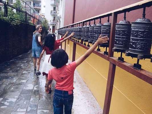 Viaje solidario a Nepal con la asociación Tierra Agua y Sol