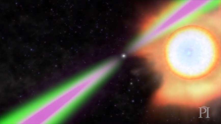 La cantidad de dispersión observada indica que las producen objetos astrofísicos poderosos que se localizan, con más probabilidad, en lugares con características especiales