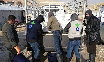 Trabajo contra reloj de Acción contra el Hambre en Líbano
