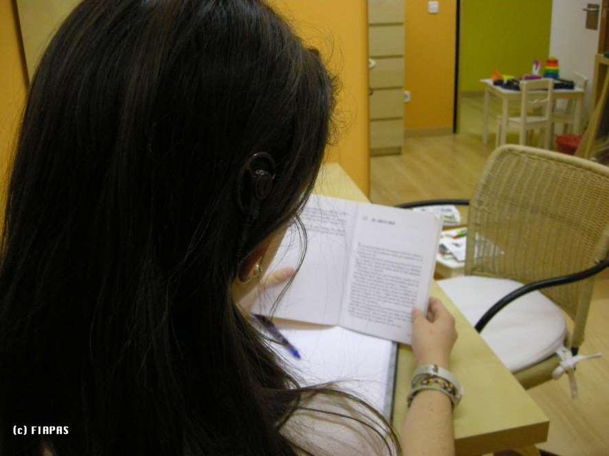Fiapas y Cultura colaboran en el fomento de la lectura entre niños y adolescentes con sordera