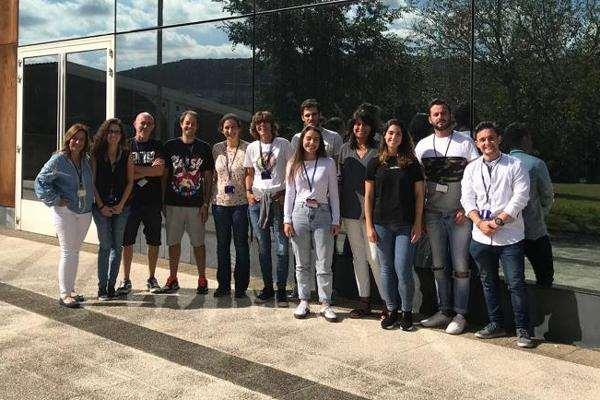 Grupo de investigación del CIBEREH. Foto cortesía de CIBEREHD