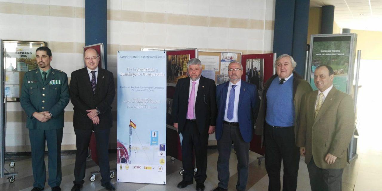 La exposición 'Camino Blanco – Camino Antártico' está en Córdoba