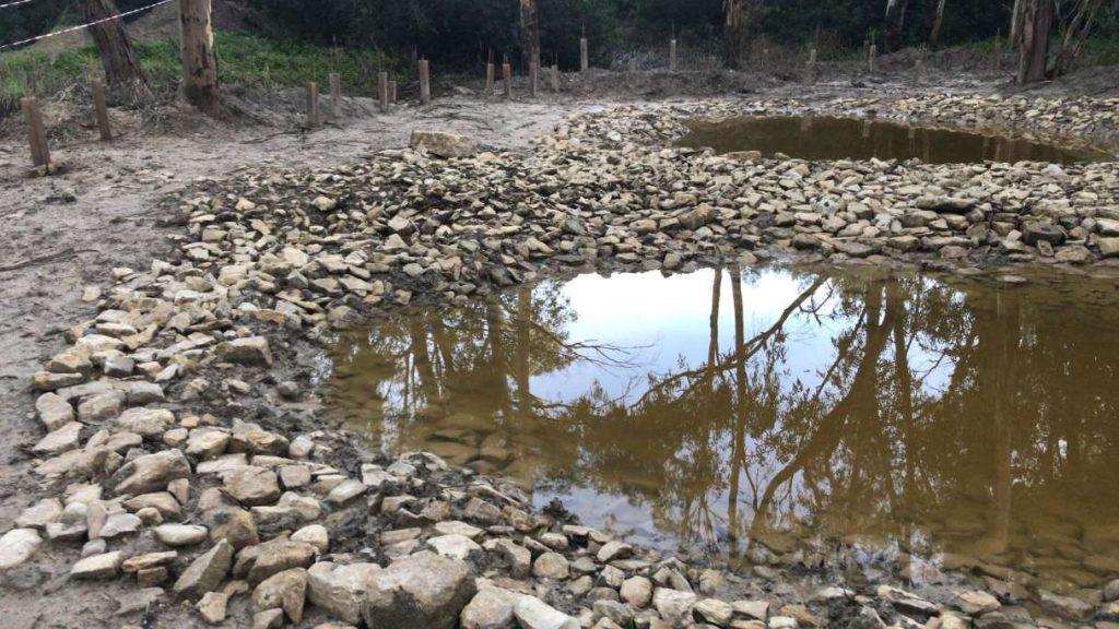 En Jerez de la Frontera se ha restaurado un espacio municipal, el Parque de las Aguilillas