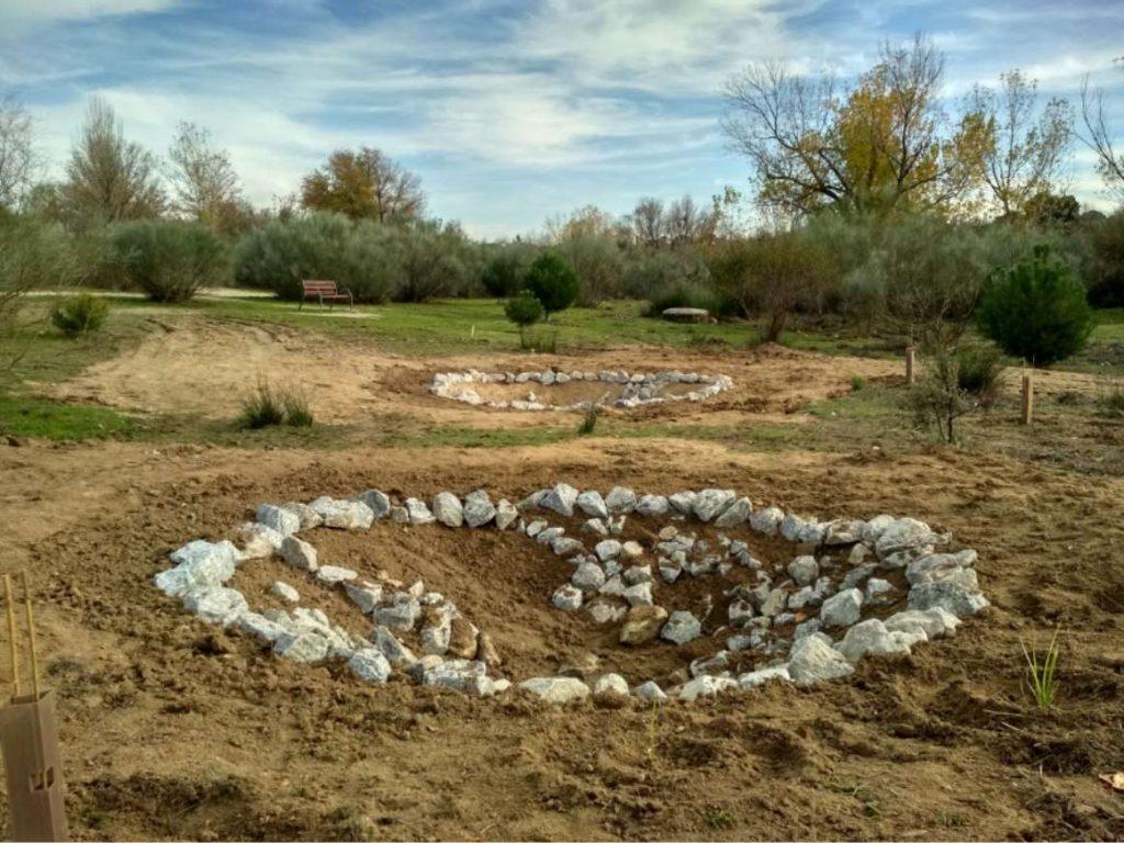 En Las Rozas de Madrid se ha restaurado un espacio municipal, el Área Natural de la Retorna
