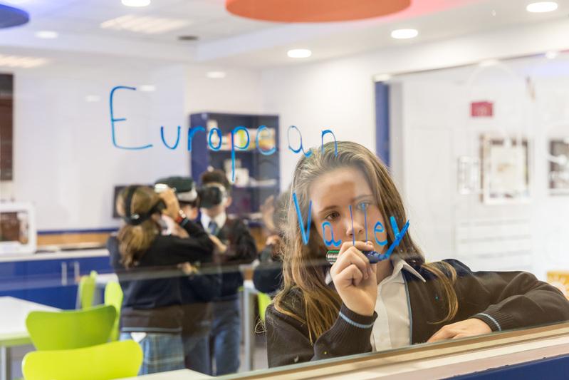 El Colegio Europeo de Madrid continúa siendo un referente en Innovación Educativa por segundo año