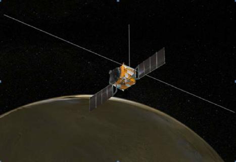 El radar MARSIS logra mejorar el sistema que procesa sus datos