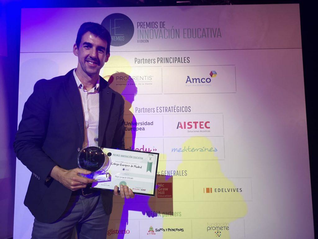 Premios a la innovacion educativa, CEM