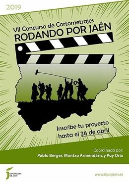 concurso de cortometrajes, jaen