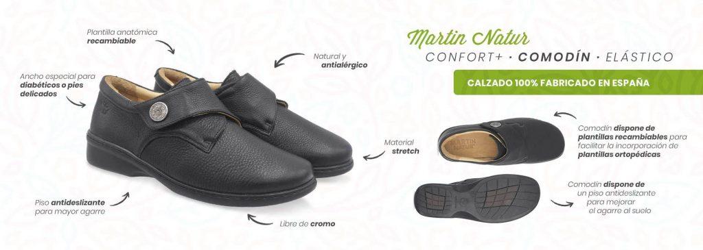 zapatos veganos, martin natur