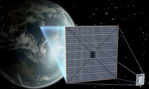 La primera central de energía solar en el espacio ya comienza a ser una realidad