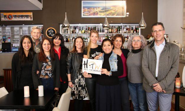 """El proyecto solidario """"Heal the World"""" comenzará el próximo mes, en abril"""