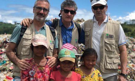 Un cortometraje rodado en Filipinas dará proyección al Hambre Invisible
