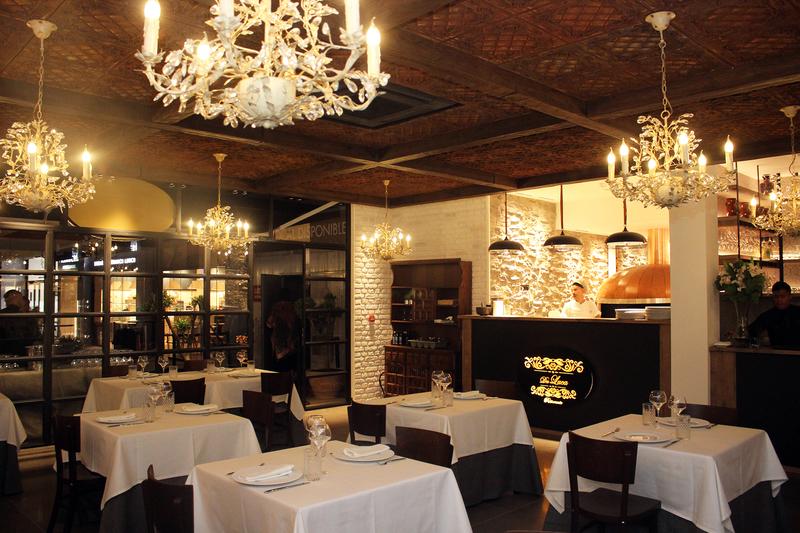 El slow food ya encontró su sitio en Málaga. Abre el Restaurante Italiano Da Luca