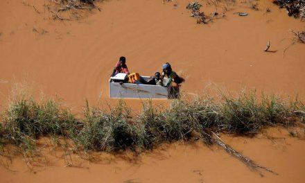Inicia la campaña de recaudación de fondos para las víctimas de ciclón Idai