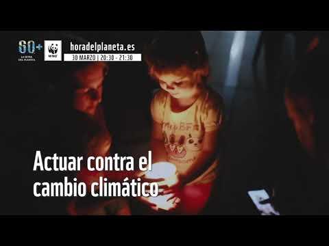 La hora del planeta se acerca. ¡El próximo 30 de marzo, #ApagaPorLaNaturaleza !