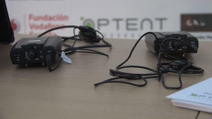 bucles magnéticos para personas sordas