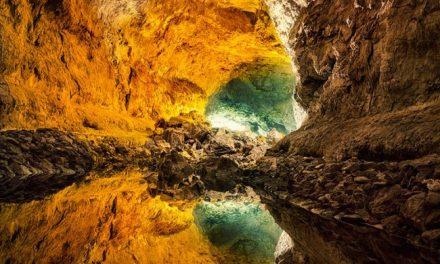 32 años después, se alcanza el final del Túnel de la Atlántida en Lanzarote