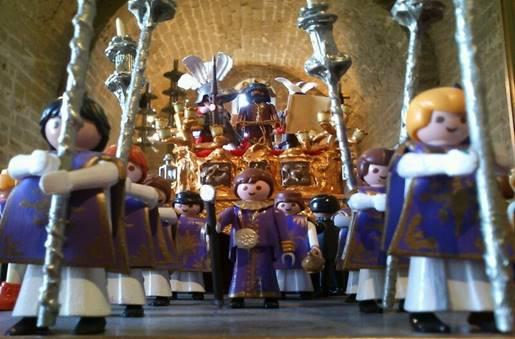 semana santa en clicks, madrid