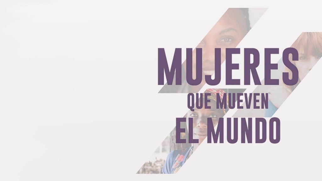#ellasmuevenelmundo