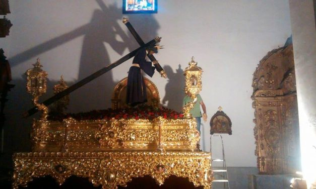 Una tarjeta postal le dará protagonismo a la Semana Santa de Ayamonte