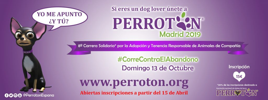 perroton madrid, carrera solidaria