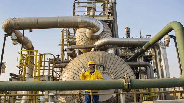la trasnacional química, BASF