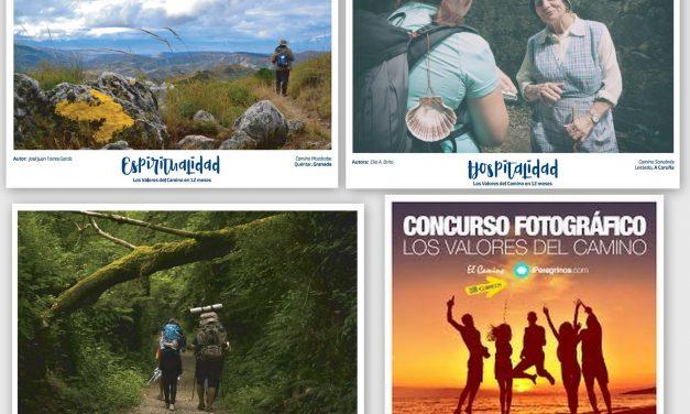 """La exposición fotográfica """"Los valores del Camino de Santiago"""" pasa por Granada"""