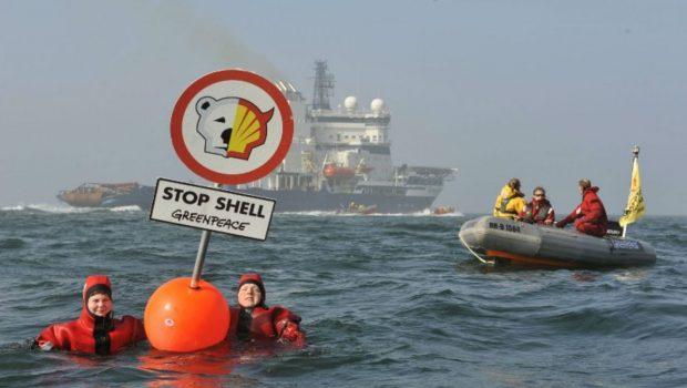 no shell, actua ya para apoyar el cambio climático
