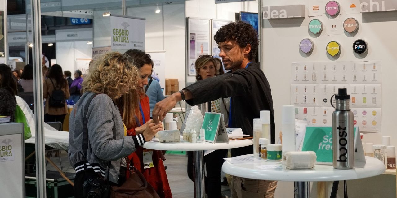 La Feria de Vida Saludable y Sostenible se consolida en Málaga en su undécima edición