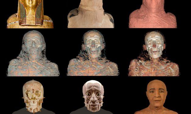 El documental, 'La momia dorada' logra premio en el New York Festivals 2019