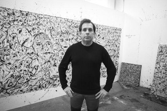 Johan Whalstrom, artista