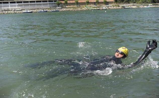 carlos peña, nadador
