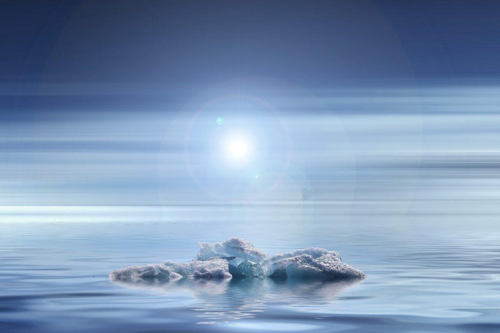 iceberg, océanos