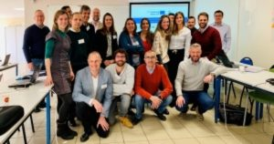equipo proyecto DURABLE, energías renovables