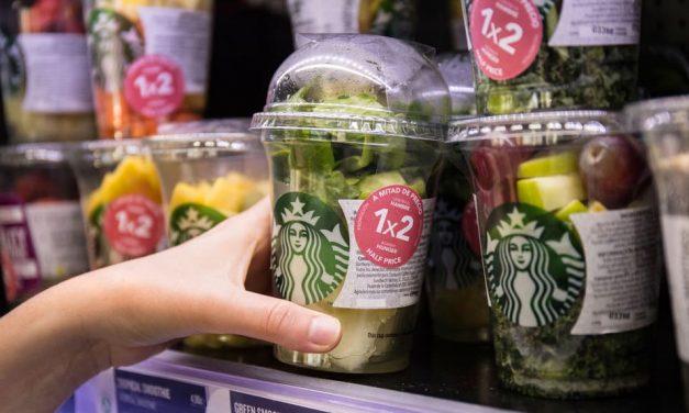 """Starbucks inicia la campaña """"1×2 contra el hambre"""""""