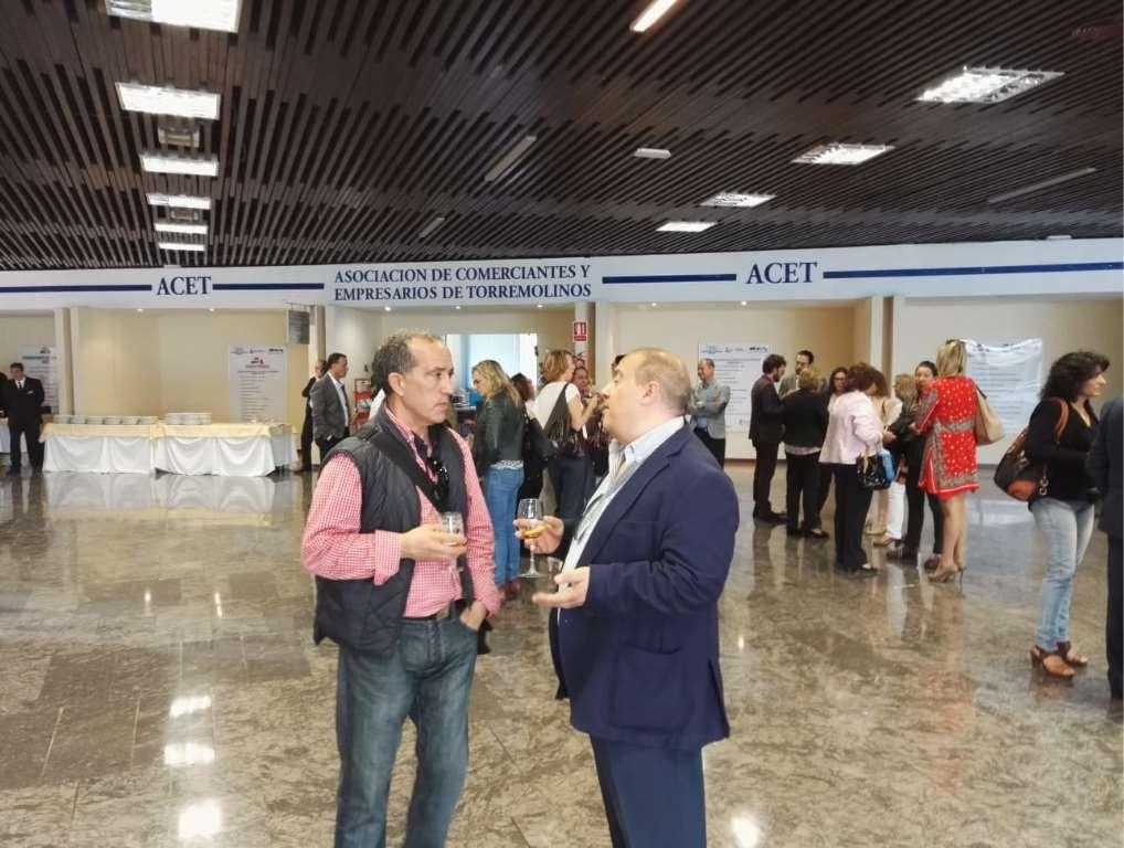 Networking entre los asistentes al evento
