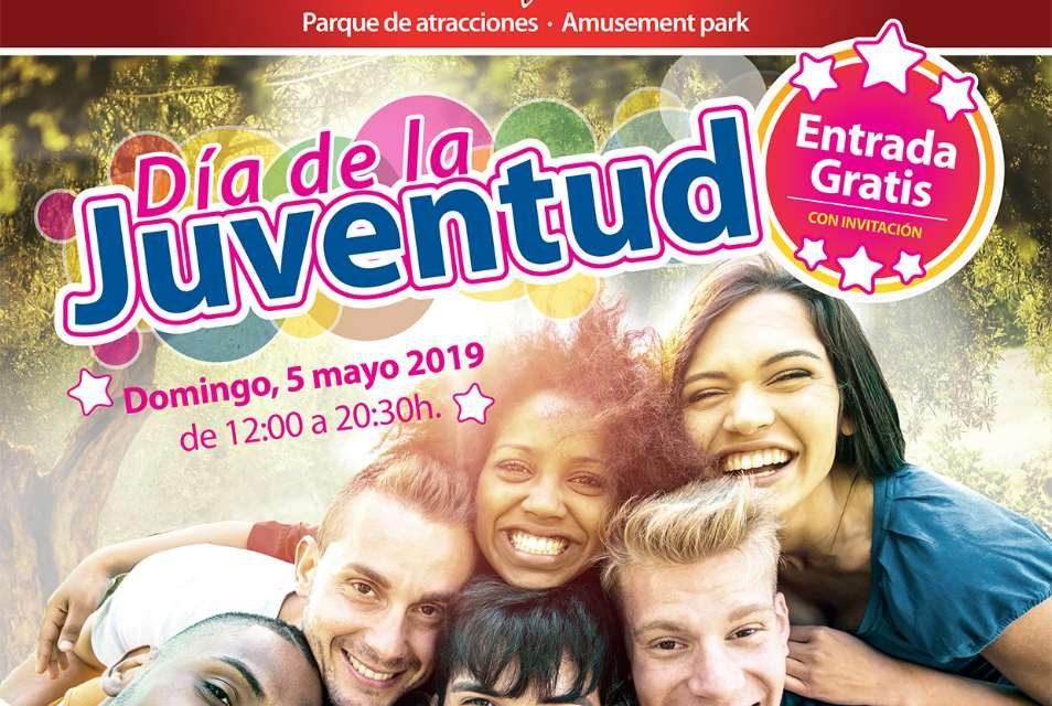 Entrada gratuita a Tivoli World en el Día de la Juventud
