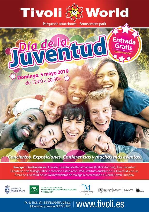 Día de la Juventud en Tivoli World