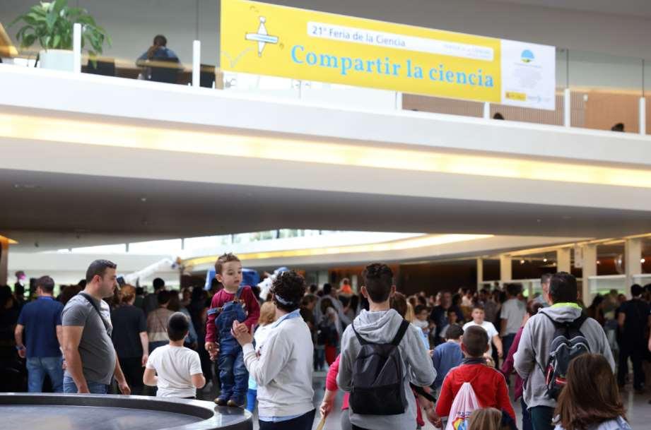 El Parque de las Ciencias celebra su 24º Aniversario Parque de las Ciencias y la 22ª Feria de la Ciencia en una Jornada de Puertas Abiertas